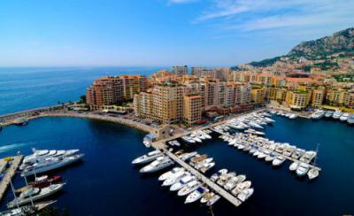 Agence EIP - Fontvieille: Bar/Restaurant - Monaco Monte-Carlo