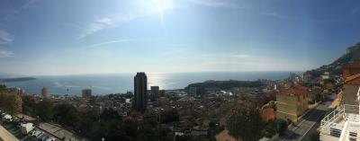 Agence EIP - Magnificent 4p panoramic view at the gates of Monaco - Monaco Monte-Carlo