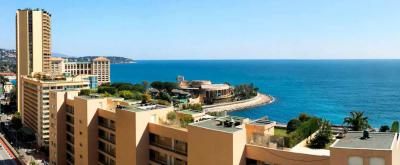 Agence EIP - Beautiful 3-room appartment completely renovated at Château Admiral - Monaco Monte-Carlo