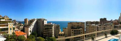 Agence EIP - Beautiful one-room appartment with sea view - Monaco Monte-Carlo