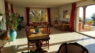 Agence EIP - Villa Tourrettes-sur-Loup - View sea & pool - Monaco Monte-Carlo