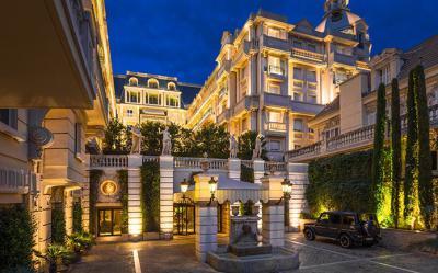 Agence EIP - RESIDENCE DE L'HOTEL 'LE METROPOLE' : 6 PIECES - Monaco Monte-Carlo