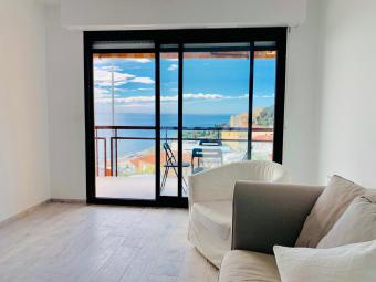 Agence EIP - 2 rooms Cap d'Ail completely renovated - Monaco Monte-Carlo