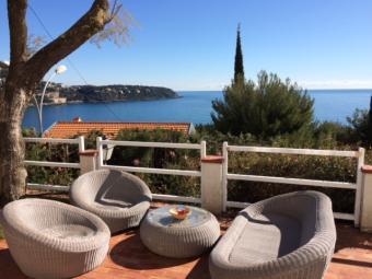 Agence EIP - ROQUEBRUNE-CAP-MARTIN : GRANDE VILLA - Monaco Monte-Carlo