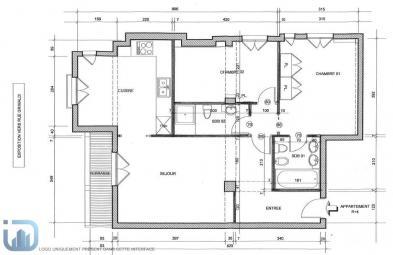 Agence EIP - Beautiful 3-room apartment located villa Bellevue - Monaco Monte-Carlo