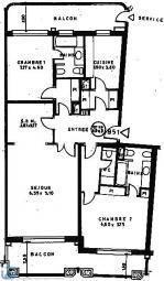 Agence EIP - Apartment Roc Fleuri B 31 - Monaco Monte-Carlo