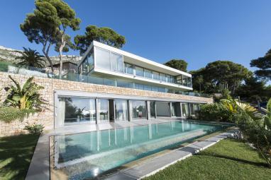 Agence EIP - Beautiful Villa in Cap D'Ail - Monaco Monte-Carlo