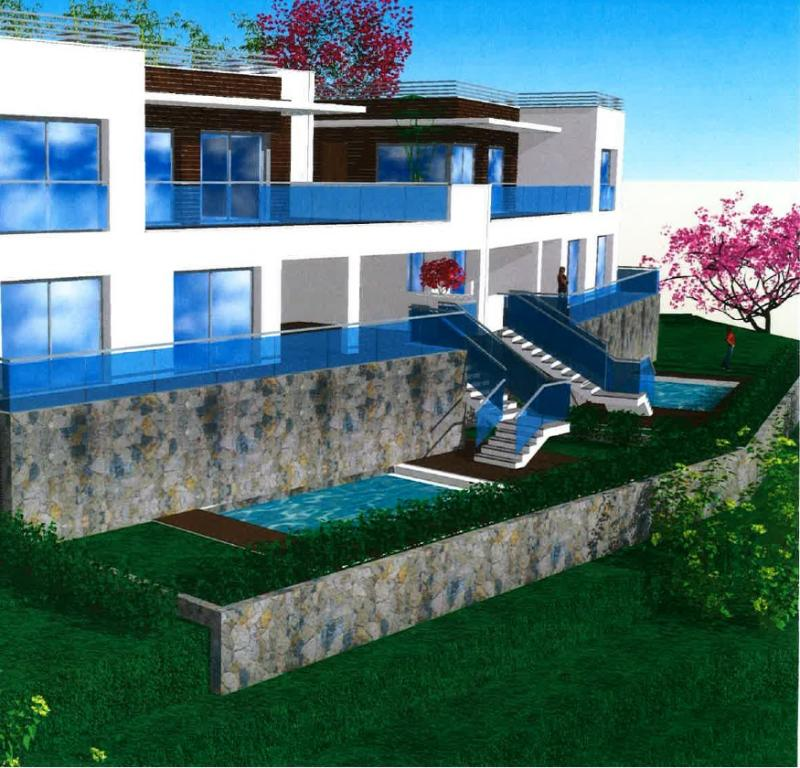 Monaco Villas - Villa in Eze, New Construction - Monaco Monte-Carlo