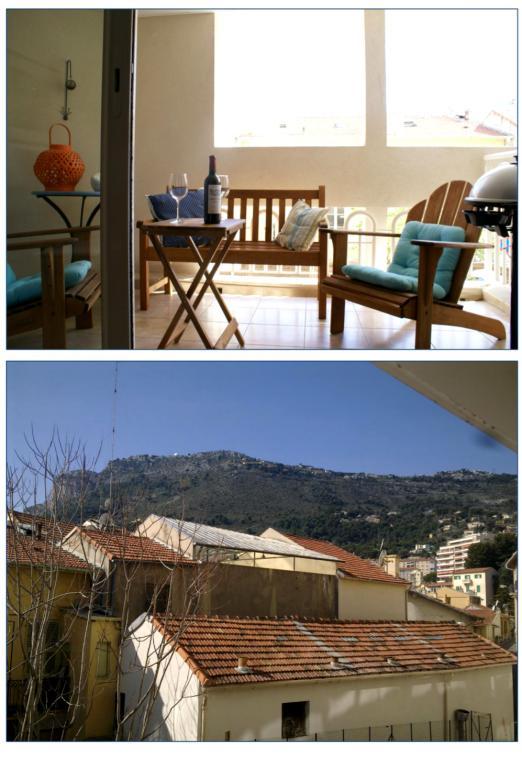Monaco Villas - Beausoleil apartment next to Monaco Train Station - Monaco Monte-Carlo