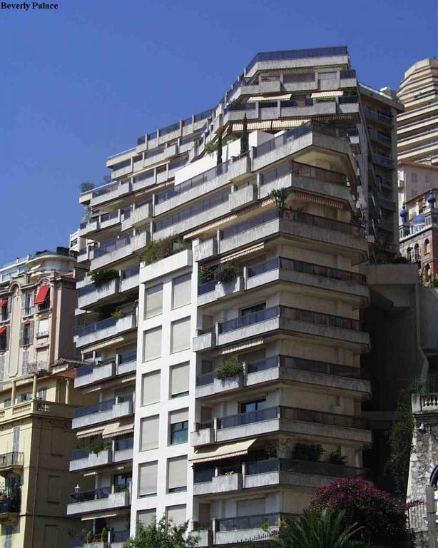 Monaco Villas - Beverly Palace - Monaco Monte-Carlo