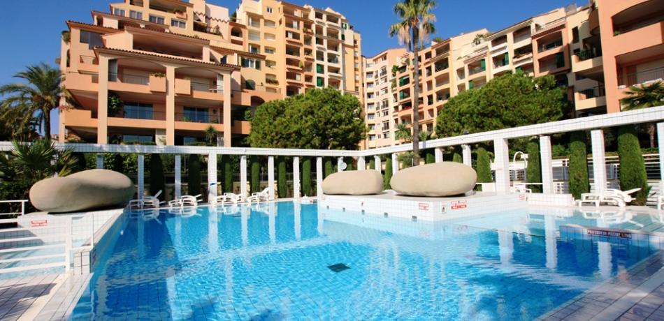 Monaco Villas - Sea/Port View 2 room apartment in Cyclades - Monaco Monte-Carlo