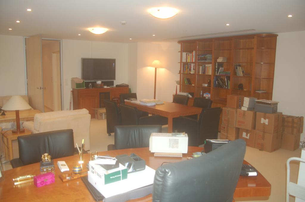 Monaco Villas - Seaside Plaza, bloc C-Mer, large 2 room office - Monaco Monte-Carlo