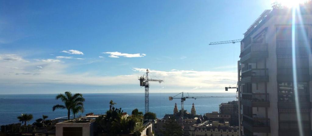 Monaco Villas - Bourgeois Duplex Penthouse - Monaco Monte-Carlo