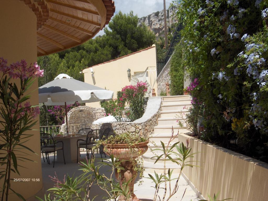 Monaco Villas - Вилла - Кап д'Ай (Пляж-Мала) - Monaco Monte-Carlo
