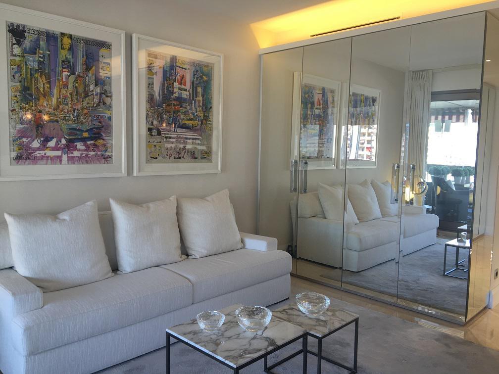 Monaco Villas - Exclusivity Park Palace luxurious Studio - Monaco Monte-Carlo