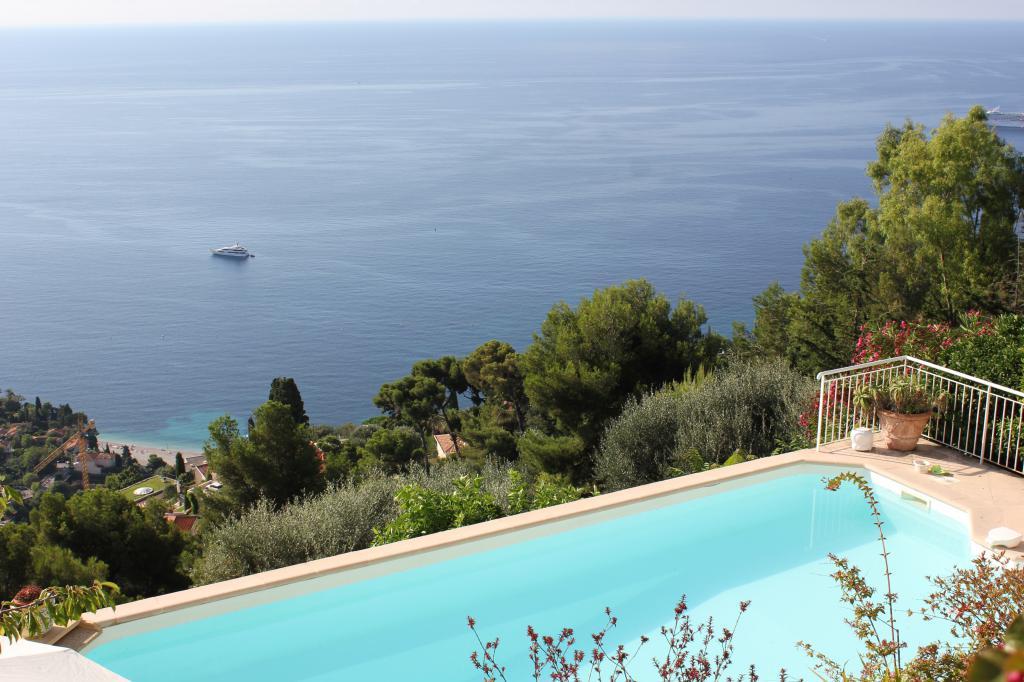 Monaco Villas - VILLA ROQUEBRUNE CAP MARTIN - Monaco Monte-Carlo