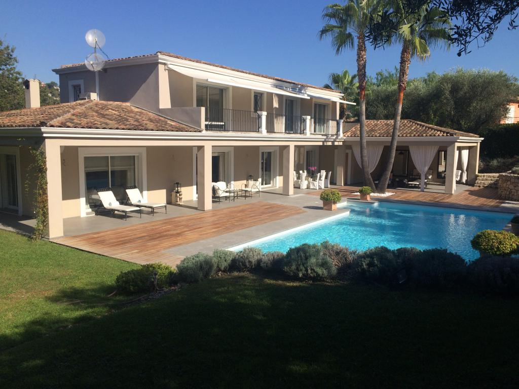 Monaco Villas - Discreet  gated domain in Mougins - Monaco Monte-Carlo