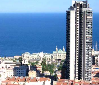 Monaco Villas - Millefiori 2 rooms with a parking, renovated - Monaco Monte-Carlo