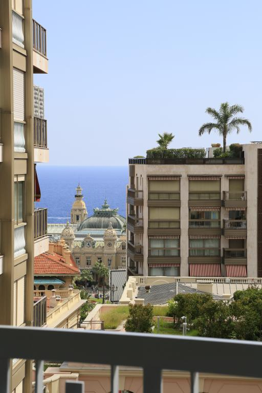 Monaco Villas - Central 3 bedroom apartment with sea view - Monaco Monte-Carlo