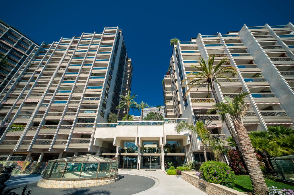 Monaco Villas - Park Palace 3 room apartment for sale - Monaco Monte-Carlo