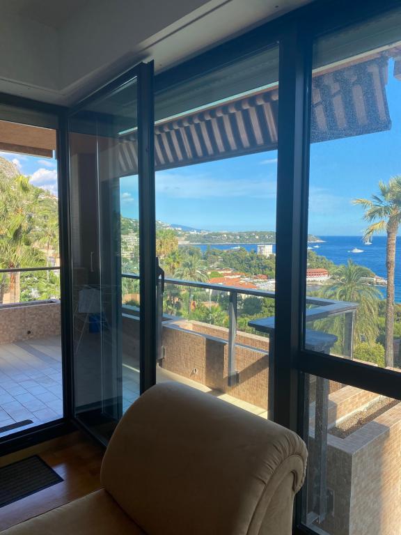 Monaco Villas - Magnificent 2 room apartment with sea view - Monaco Monte-Carlo