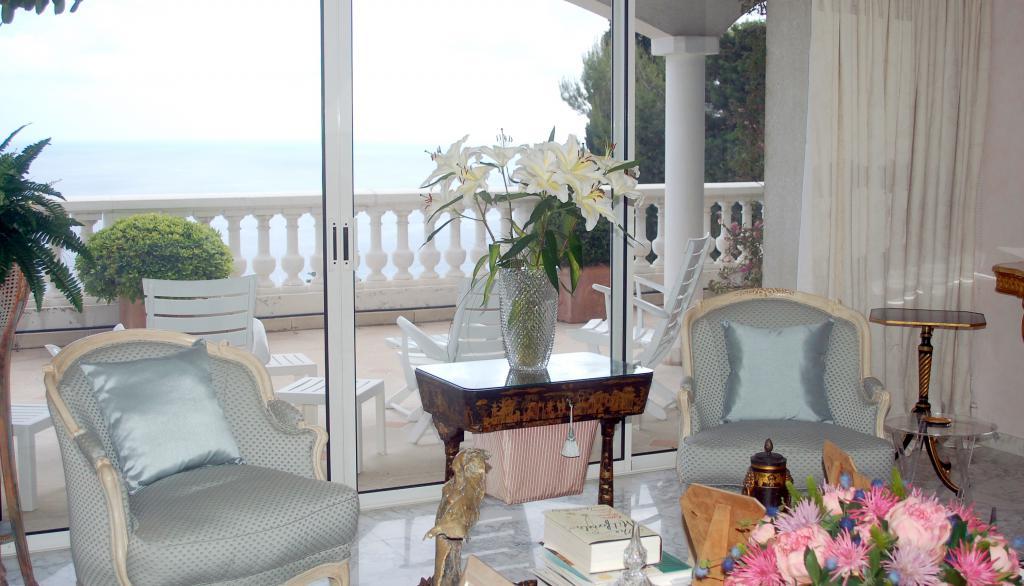 Monaco Villas - Cap d'Ail villa with a panoramic sea view - Monaco Monte-Carlo