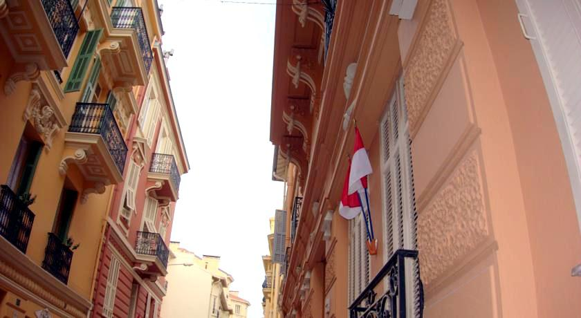 Monaco Villas - 2 rooms Quartier des Fleurs - Monaco Monte-Carlo