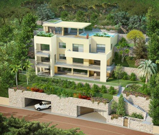 Monaco Villas - Исключительная вилла в Вильфранш - Monaco Monte-Carlo