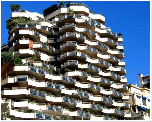 Monaco Villas - Soleil d'Or spacious and light 5-room apartment - Monaco Monte-Carlo