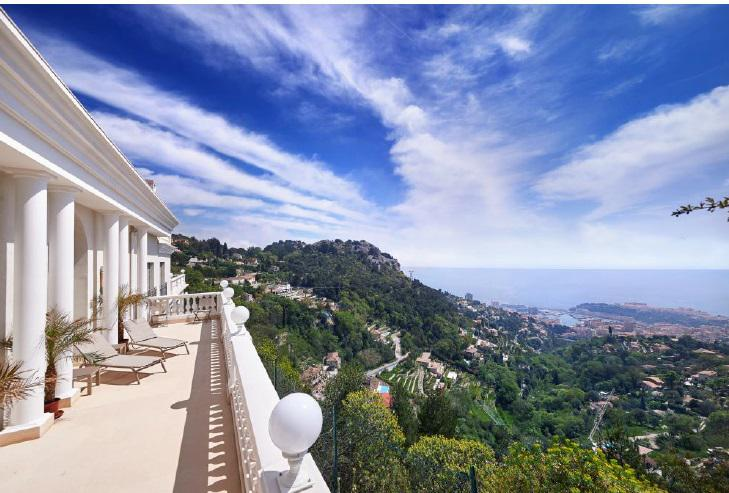 Monaco Villas - Turbie Panoramic Sea and Monaco view villa - Monaco Monte-Carlo