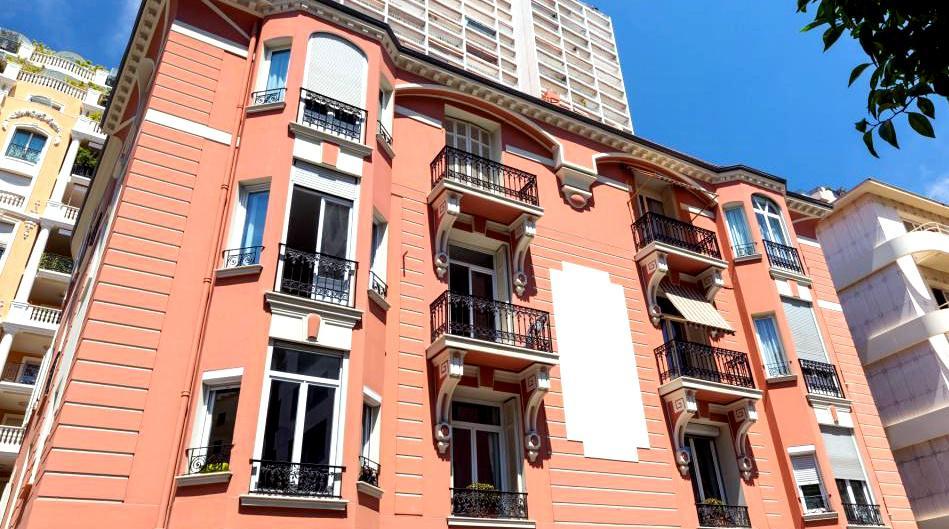 Monaco Villas - Luxury decorated bourgeois apartment - Monaco Monte-Carlo