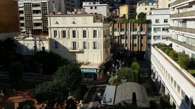 Rey & Nouvion Immobilier - 2 pièces ou bureau à La Condamine - Monaco Monte-Carlo