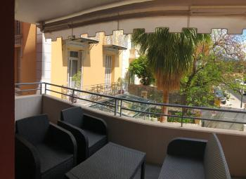 TWO ROOMS APARTMENT IN AN RECENT RESIDENCE WITH TERRACE AND PARKING