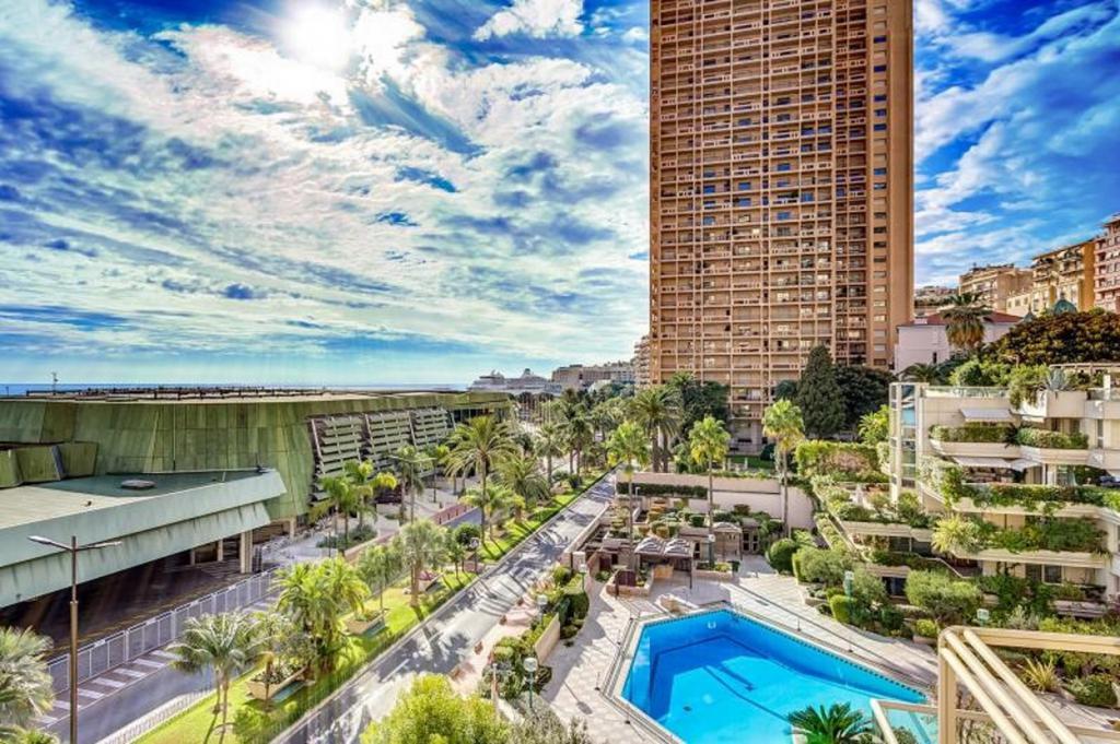 Blu Immobilier - 21 PRINCESSE GRACE 5 ROOMS - Monaco Monte-Carlo