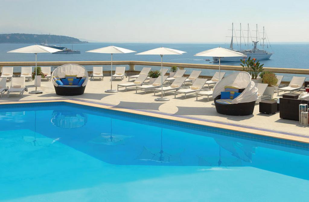 Monaco Villas - Résidences Fairmont Monte Carlo Studio Vue Mer - Monaco Monte-Carlo