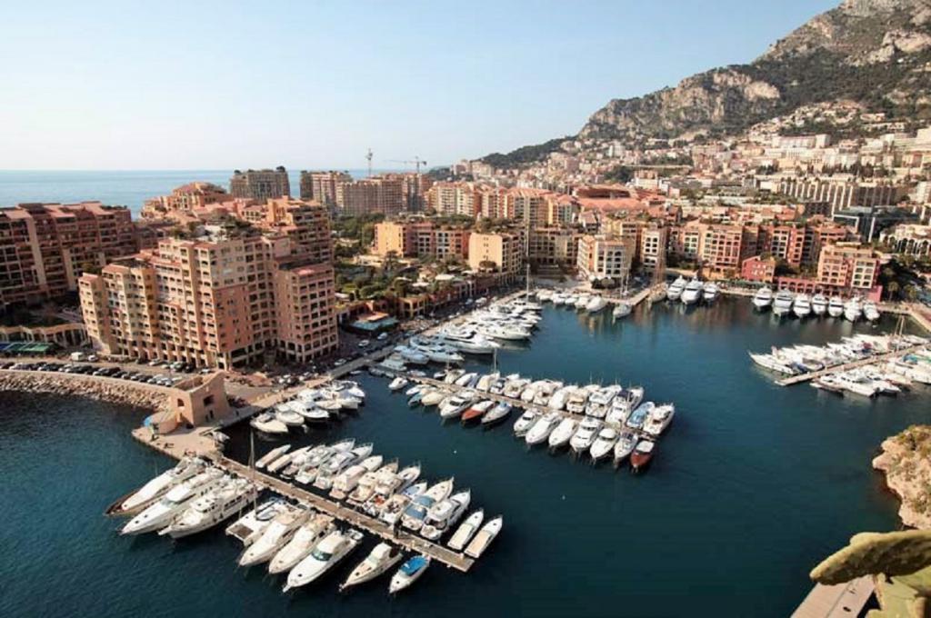 Blu Immobilier - FONTVIEILLE EDEN STAR SPACIOUS AND MOISTURE-FREE CELLAR - Monaco Monte-Carlo