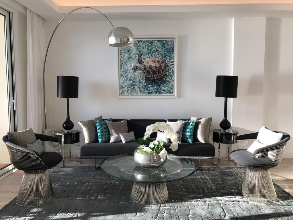 Blu Immobilier - GRANDE BRETAGNE RÉNOVÉ USAGE MIXTE VUE MER - Monaco Monte-Carlo