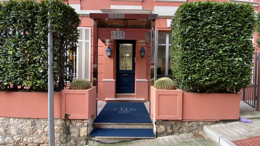 Monaco Villas - GOLDEN SQUARE 9 ROOMS OFFICE WITH PRIVATE ENTRANCE ON THE STREET - Monaco Monte-Carlo