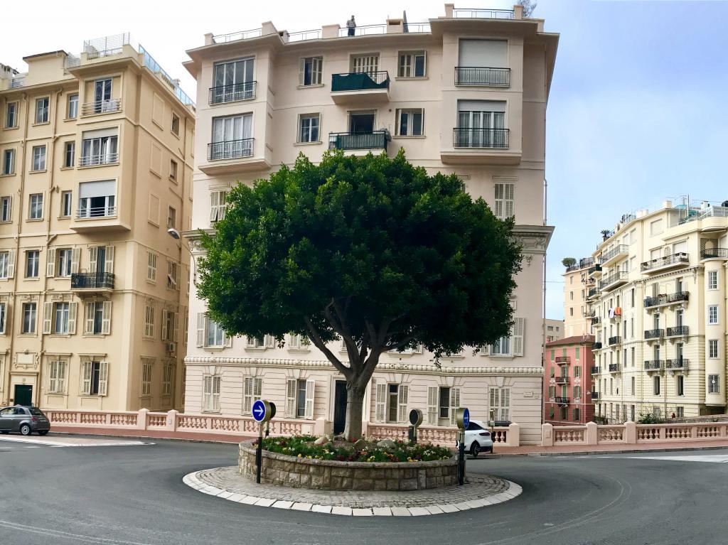 Blu Immobilier - AZUR EDEN :  3P PENTHOUSE QUARTIER LAROUSSE - Monaco Monte-Carlo