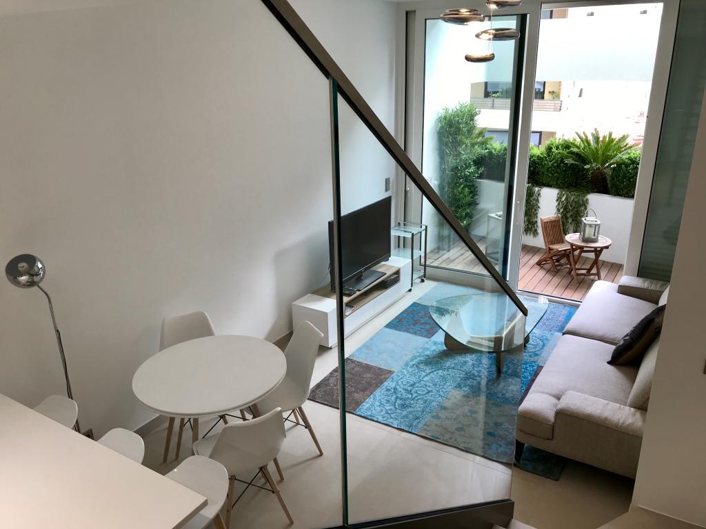 Blu Immobilier - STELLA GRAND 2 PIÈCES + BUREAU DUPLEX NEUF AVEC PARKING - Monaco Monte-Carlo