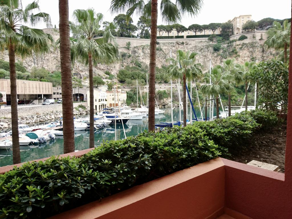 Blu Immobilier - FONTVIEILLE GIOTTO 3 ROOMS WITH AN INDEPENDENT ENTRANCE - Monaco Monte-Carlo
