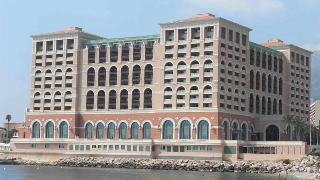 Monaco Villas - RESIDENCE DU SPORTING - MONTE CARLO BAY - 3 ROOMS SEA VIEW - Monaco Monte-Carlo
