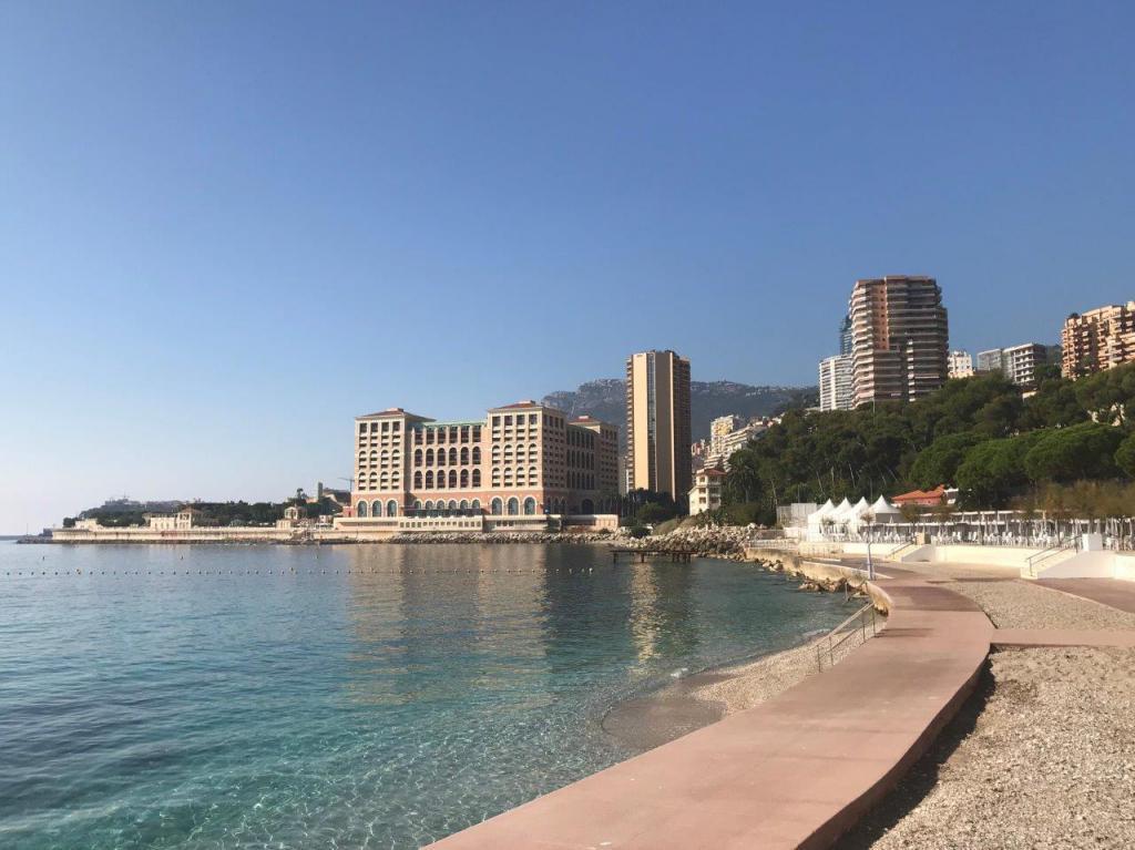 Monaco Villas - RESIDENCE DU SPORTING - MONTE CARLO BAY - STUDIO SOUTH EXPOSURE - Monaco Monte-Carlo
