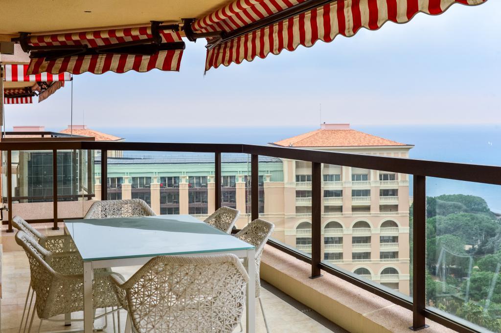 Blu Immobilier - MONTE CARLO SUN 3 PIÈCES USAGE MIXTE - Monaco Monte-Carlo