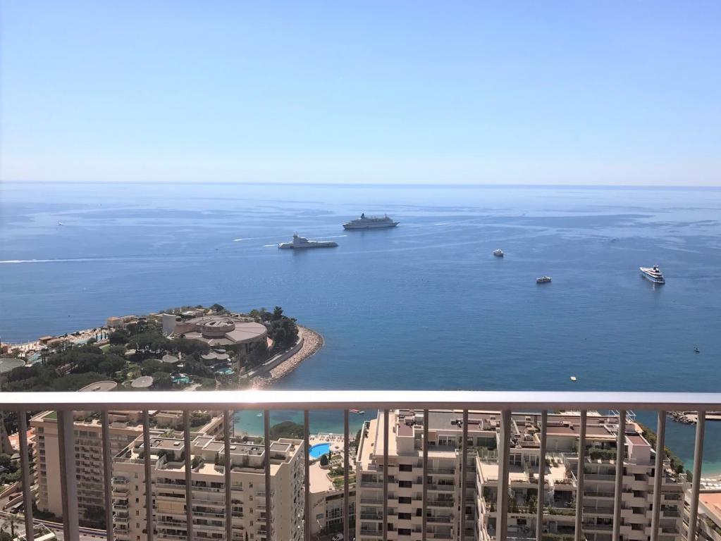 Blu Immobilier - CHATEAU PERIGORD II : 2 PIECES VUE EXCEPTIONNELLE - Monaco Monte-Carlo
