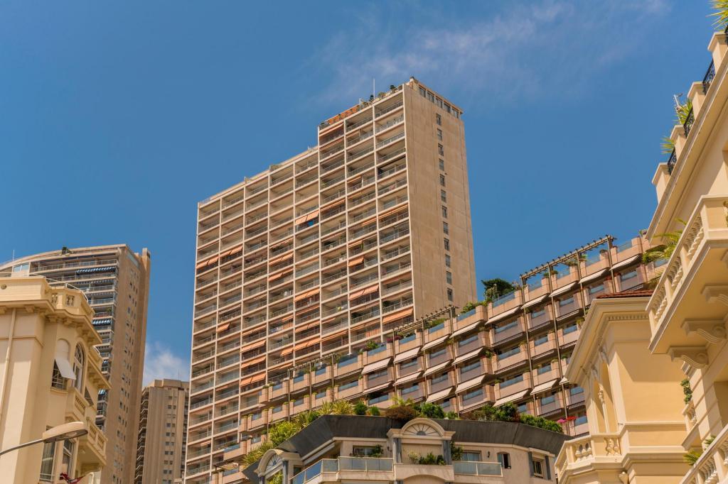 Monaco Villas - PÉRIGORD II 2 PIÈCES EN ÉTAGE TRÈS ÉLEVÉ - Monaco Monte-Carlo