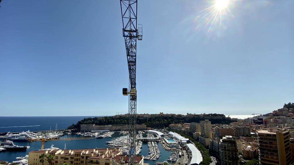 Monaco Villas - BOULEVARD DE SUISSE 3P MIXTE VUE PORT CAVE PARKING - Monaco Monte-Carlo