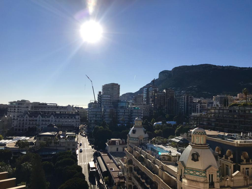 Blu Immobilier - MIRABEAU 2 ROOMS CONTEMPORARY 15th FLOOR - Monaco Monte-Carlo