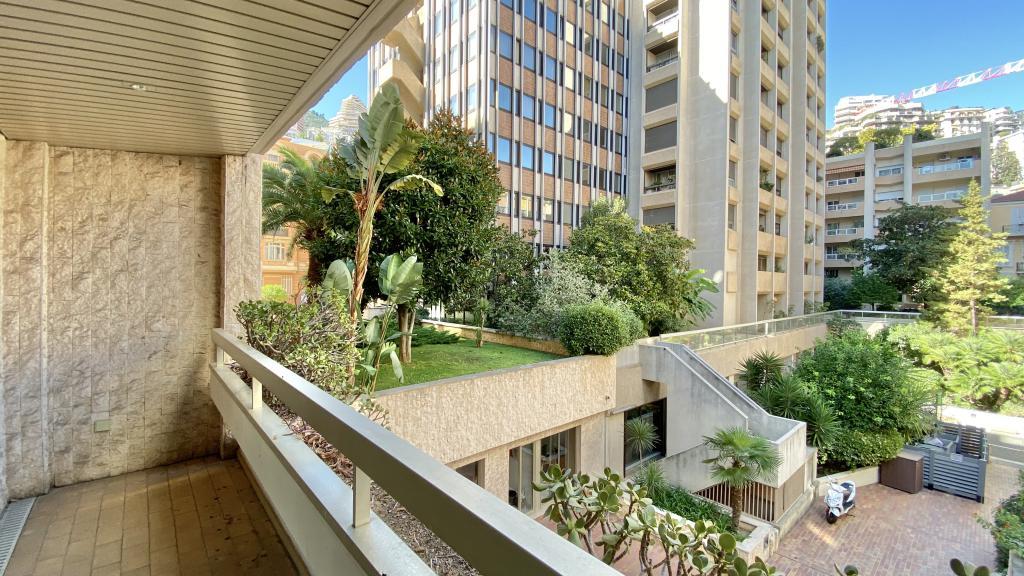 Blu Immobilier - CONDAMINE SUFFREN MONOLOCALE MISTO TRASFORMABILE PARCHEGGIO - Monaco Monte-Carlo