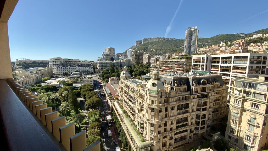 Blu Immobilier - MIRABEAU 2 PIÈCES CONTEMPORAIN ET NEUF AU 15ème ETAGE - Monaco Monte-Carlo